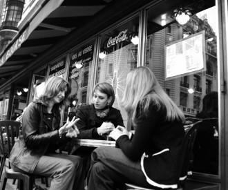 Conversation en grande pompe 6