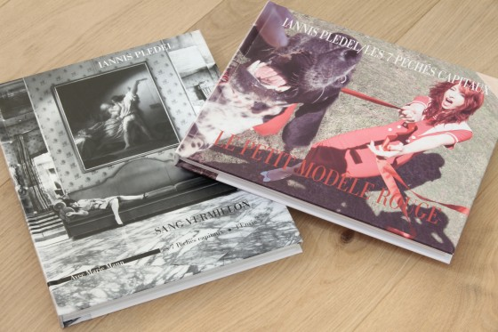 Livres Iannis Pledel