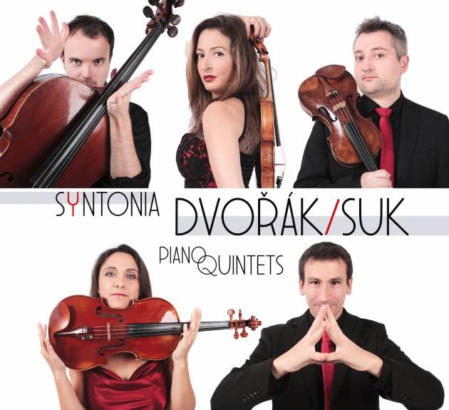 Syntonia Dvorak Suk Piano Quintet