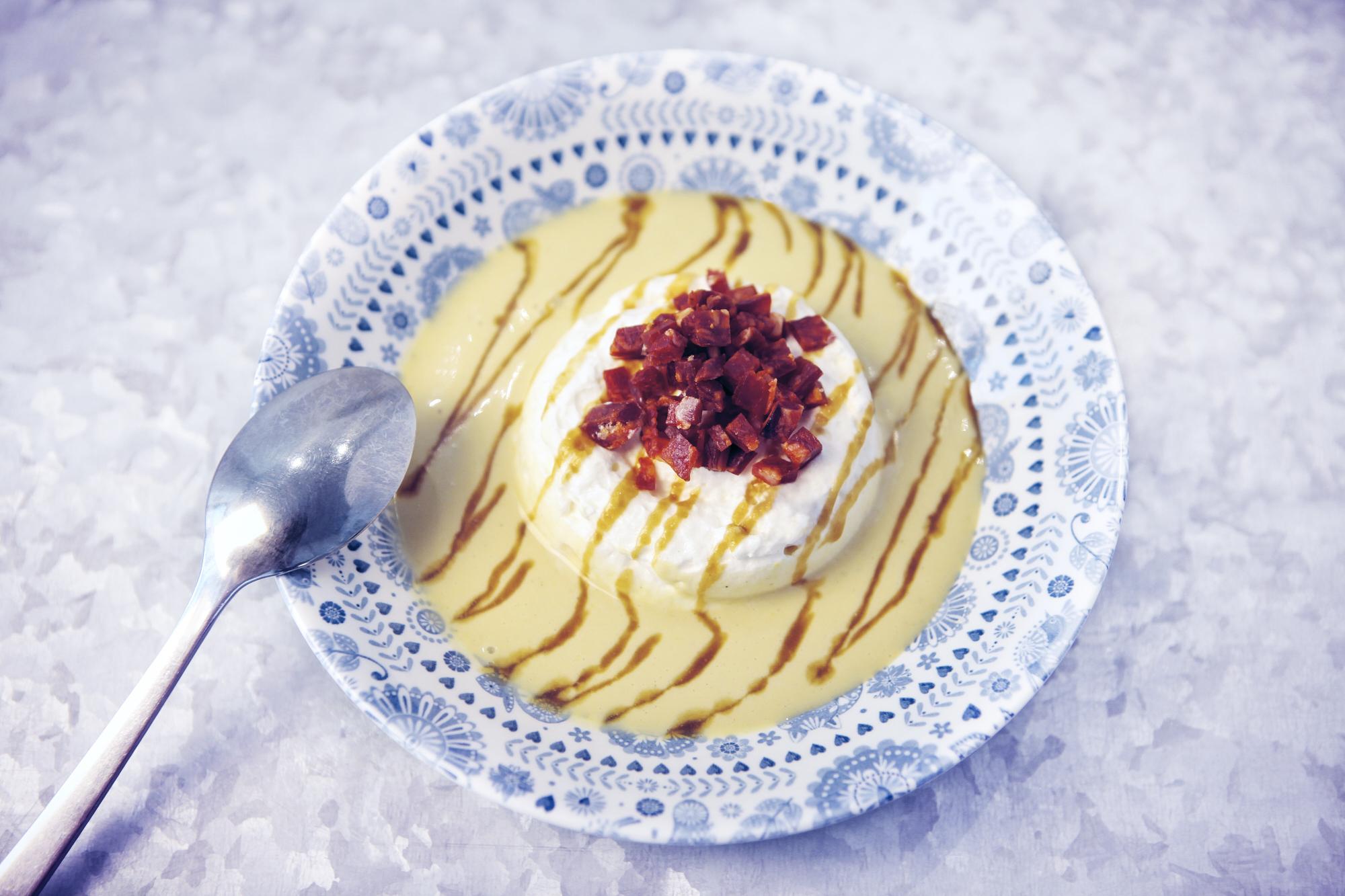 Restaurant Priv Ef Bf Bd De Dessert Menu