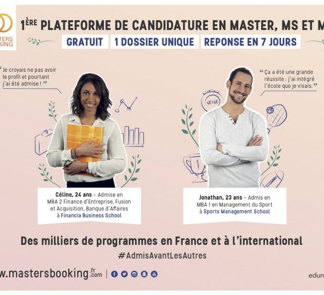 Mastersbooking 15