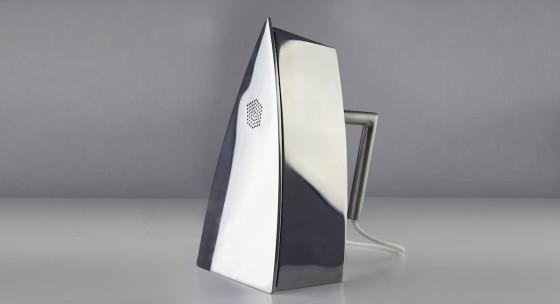 Le fer à éclairer / Le Design Français