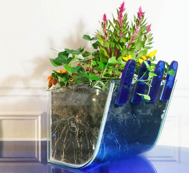 La jardinière Cendrillon / Le Design Français