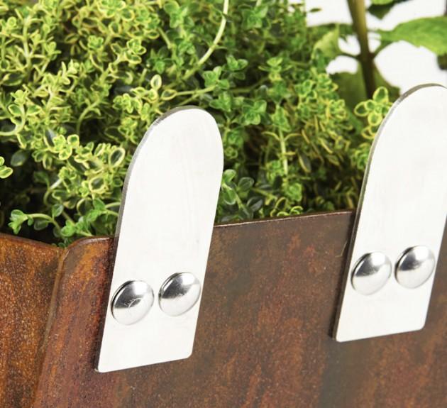 La jardinière pelleteuse / Le Design Français