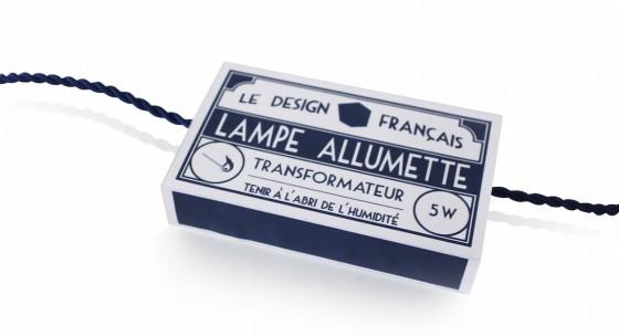 Lampe Allumette / Le Design français