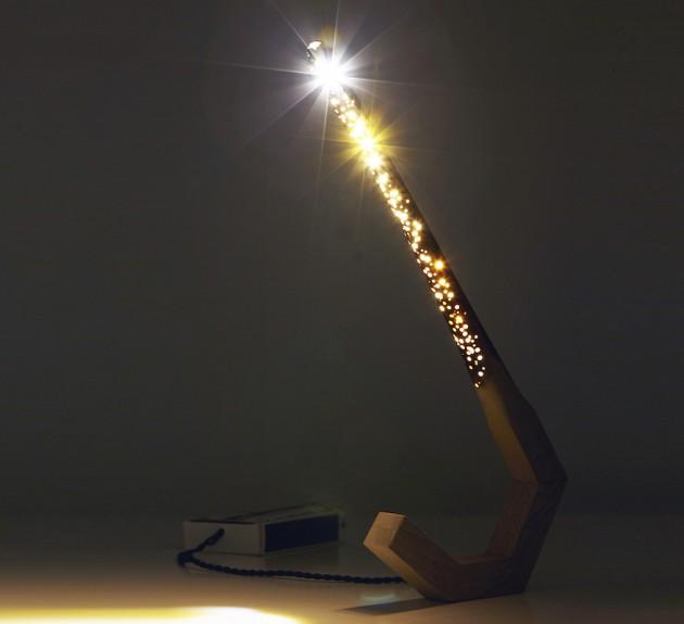 La lampe allumette / Le Design Français