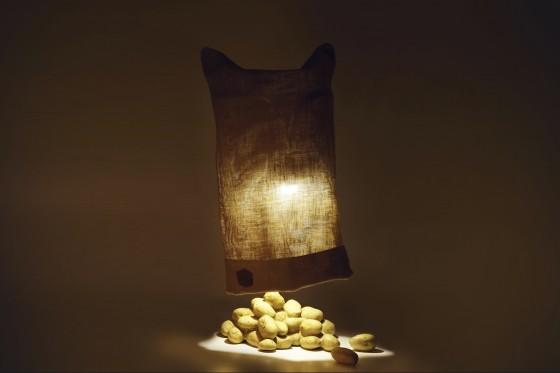 Lampe Patate / Le Design français